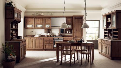 Govi Arredamenti - Cucine Classiche - Cucina Favilla Scavolini